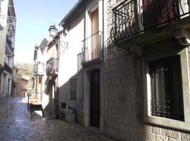 Casa nel borgo antico in vendita Castelbottaccio Casa Listorti