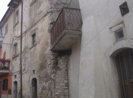 Casa in pietra in vendita Vastogirardi Casa Tela