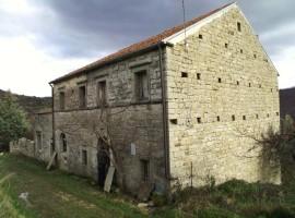 Casolare in pietra in Molise Agnone