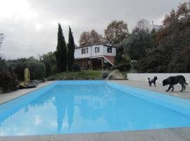 Villa con piscina e sauna Parco