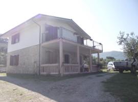 Villetta in vendita abitabile con terreno