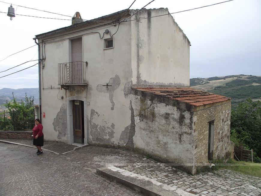 Casa in centro storico in vendita