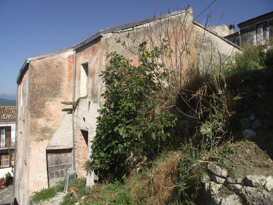 Casa in paese in Molise