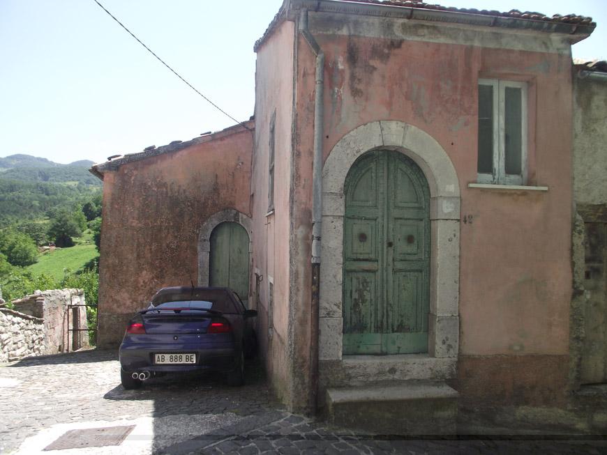 Casa in Molise