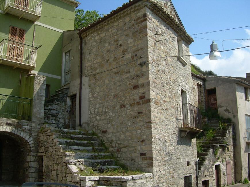 Casa nel borgo antico in Molise