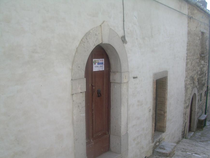 Casa nel centro storico in vendita