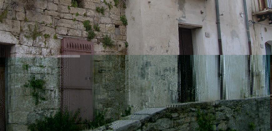 Immobile in vendita nel borgo antico