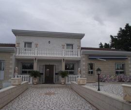 villa in molise